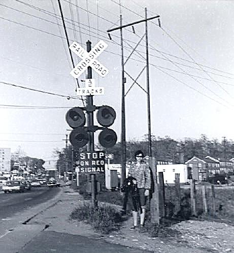 Columbia Pike History